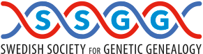 SSGG – Swedish Society for Genetic Genealogy